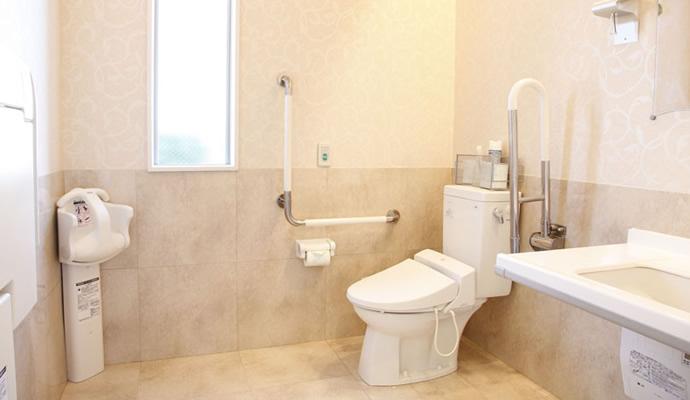 洗面所の写真1